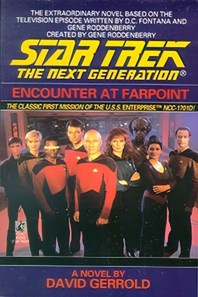 ST:TNG - Encounter at Farpoint