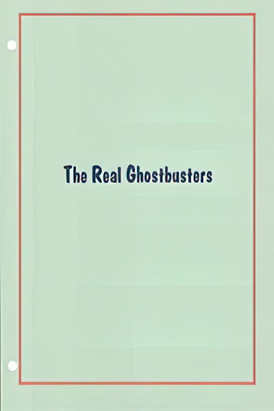 The Real Ghostbusters 2-Pack