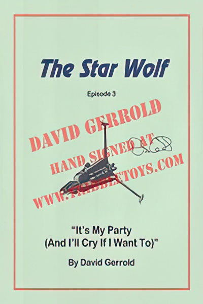 "The Star Wolf ""It's My Party"" Script"