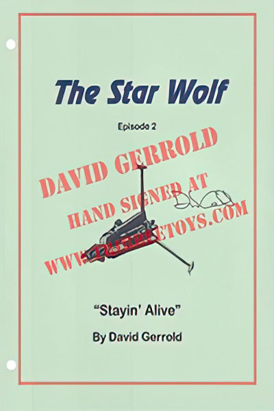 "The Star Wolf ""Stayin' Alive"" Script"