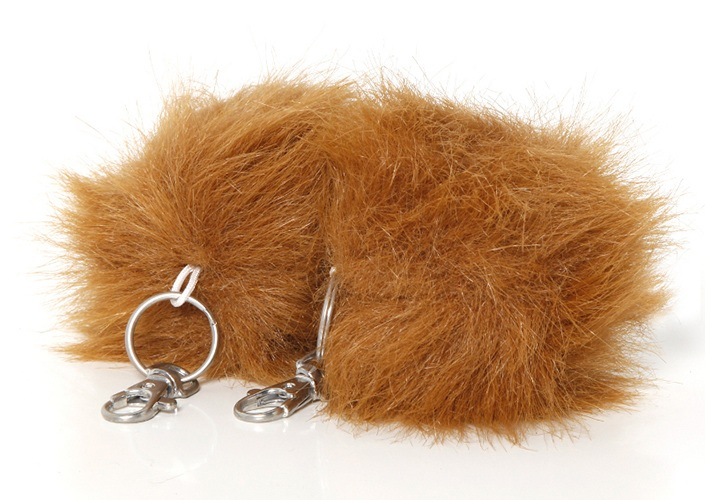 Tribble Keychains