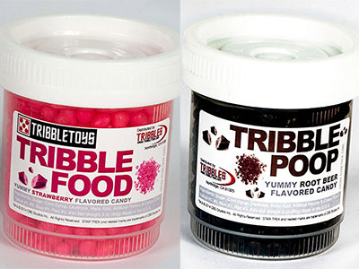 Strawberry Candy Tribble Food