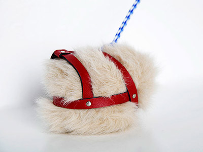 Tribble Leash