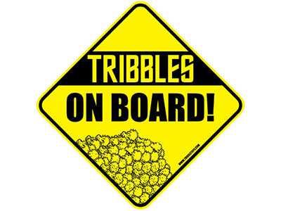Tribbles On Board