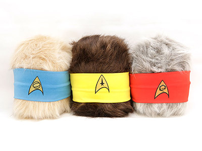 Tribble Uniforms